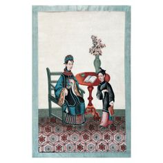 Chinese ceremonial dresses - Queer postcards