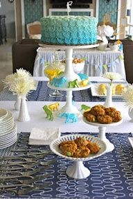 DIY Baby Shower decorating ideas!