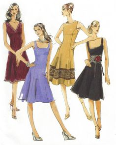 OOP Laura Ashley McCalls Sewing Pattern M5232 by CloesCloset