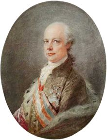 Leopold II (1747 - 1792). Son of Maria Theresa and Francis I . He succeeded his brother as Emperor.