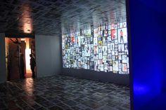 interactive wall installation