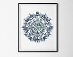 New Moon Mandala Moon Mandala, New Moon, Working On Myself, Behance, Tapestry, Check, Clothing, Cards, Mandalas