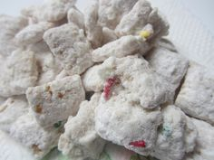 Funfetti Puppy Chow
