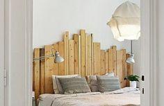 30 Ideen für Bett Kopfteil - märchenhafte und kunstvolle Beispiele