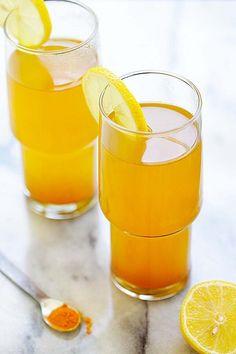 #NaturalWayToCleanseColon #GroundTurmeric Detox Tee, Detox Tea Diet, Detox Drinks, Body Detox, Detox Smoothies, Turmeric Spice, Turmeric Water, Turmeric Drink, Turmeric Health