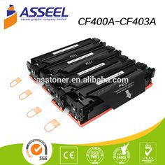 Best-selling-compatible-toner-CF400A-series