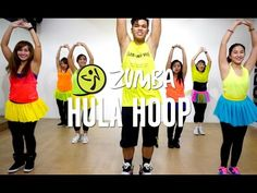 Hula Hoop by O.M.I. | Zumba® | Live Love Party - YouTube