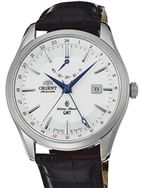 Orient Polaris Automatic GMT (dual time) with Sapphire Crystal and Power Reserve #DJ05003W