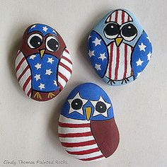 Painting Rock & Stone Animals, Nativity Sets & More: Sweet, Simple Gifts - No-Fat Rock Candies