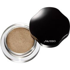 Shiseido Shimmering Creme Eye Colour (£22) ❤ liked on Polyvore featuring beauty products, makeup, eye makeup, eyeshadow, shiseido, shiseido cosmetics, shiseido eye makeup and shiseido makeup