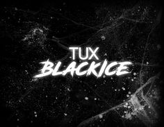 "Check out my @Behance project: ""TUX - BLACK ICE Mixtape covers"" https://www.behance.net/gallery/47101763/TUX-BLACK-ICE-Mixtape-covers"