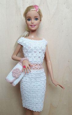 161 Besten Barbie Kleidung Barbie Clothes Bilder Auf Pinterest