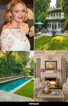 Guess Which Celebs Have Lived in Jennifer Lawrence's Home?