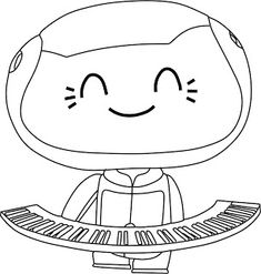 Music Coloring Pages for Kids Luxury toddler Approved