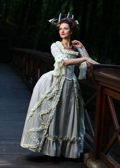30% OFF Valentine's day SALE Marie Antoinette by DressArtMystery