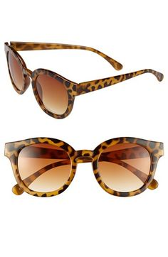 whisper tortoiseshell sunglasses / fantas eyes