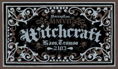 Witchcraft by Are Kleivan