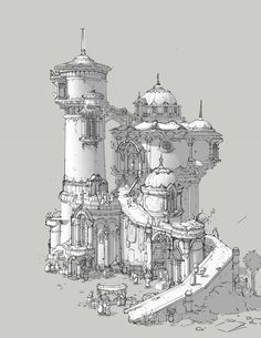 mage's tower