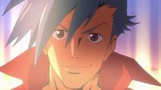 Gurren Lagann, Anime, Manga, Fictional Characters, Ipad, Sleeve, Manga Anime, Manga Comics, Fantasy Characters