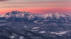 Tatra Mountains by Wiktor Baron