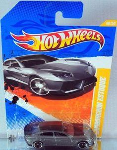 2011 Hot Wheels Lamborghini Estoque Grey #48/244 by Mattel. $5.49. 2011 New Models Series, #48/50. 1:64. This sale is for a Hot Wheels 2011 New Models #048 Lamborghini Estoque