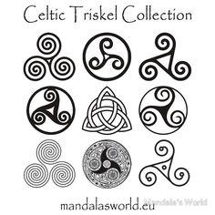 celtic triskel                                                       …