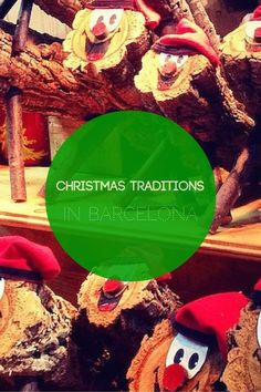 Christmas traditions in Barcelona are...not what you'd expect! Read abut the quirky Christmas traditions of Barcelona and make sure you don't miss out on fun things like the Christmas markets and parades! Christmas Traditions, Christmas Markets, Christmas In Spain, Spanish Culture, Holidays Around The World, Barcelona Travel, Places In Europe, Spain Travel, Wanderlust Travel