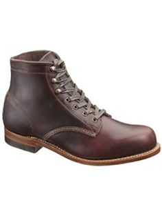 Wolverine Mens 1000 Mile Cordovan Dress Boot - 11.5 D ❤ Wolverine