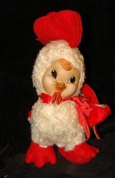 Rushton rooster