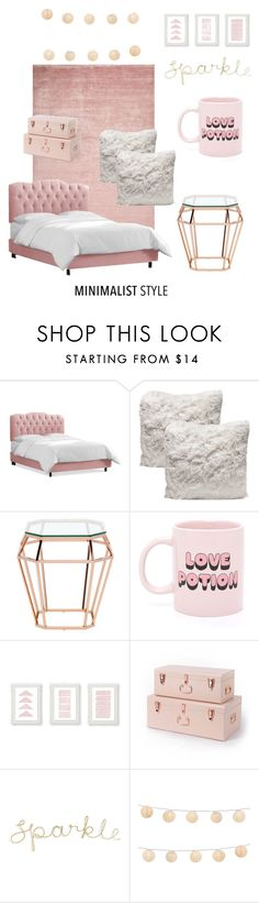 """""""Untitled #54"""" by raspberrychild26 ❤ liked on Polyvore featuring interior, interiors, interior design, home, home decor, interior decorating, Nuevo, ban.do, LumaBase and Minimaliststyle"""