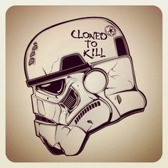 Cloned to Kill Tattoo
