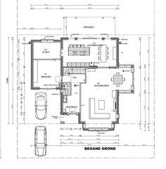 523 best Häuser und Grundrisse images on Pinterest | Floor plans ...