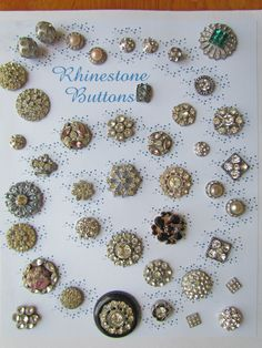 Button button...