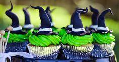 Halloween: 24 Mostruosi Cupcake che ti Stupiranno