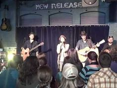 """Brandi Carlile-Keep Your Heart Young (Live at Record Exchange).  Another great song from """"Bear Creek"""". From her October 12th show at the RE."""