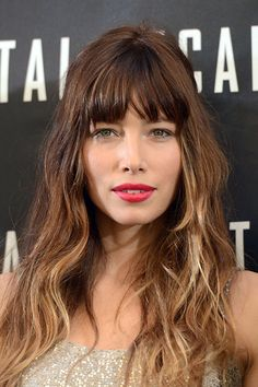 Going a long way - Jessica Biel from Seven-Heaven-Hair to Two-Tone-Hair