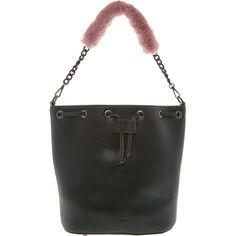 Black Bucket Grab Bag - Handbags - Accessories - Women - TK Maxx Handbag Accessories, Women Accessories, Black Bucket, Tk Maxx, Grab Bags, Bucket Bag, Handbags, Stuff To Buy, Totes
