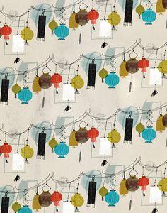 dante terzigni @Gail Mounier Calico Love the colors and the lanterns!!! Yummo! #Gracie Swainson