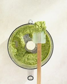 How to make the perfect pesto.