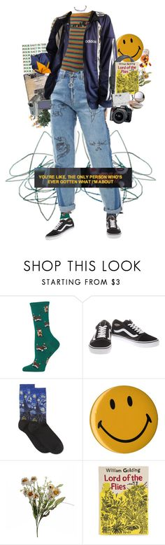 """True difference is isolation"" by short-skirt-long-jacket ❤ liked on Polyvore featuring HOT SOX, Vans, Plane, Reef, Abigail Ahern and Olympia Le-Tan"