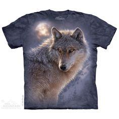 The Mountain - Adventure Wolf T-Shirt, $20.00 (http://shop.themountain.me/adventure-wolf-t-shirt/)