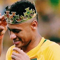 He is the king of football