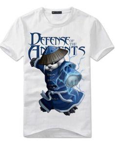 Cheap DOTA 2 hero Storm Spirit t shirt for men XXXL white t shirt short sleeve Dota 2 T Shirt, Dota2 Heroes, Defense Of The Ancients, Your Brother, Cotton Fabric, Spirit, Plus Size, Shorts, Tees