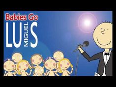 Babies go Luis Miguel. Full Album. Luis Miguel para bebes