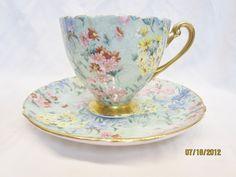 shelley chintz china cups