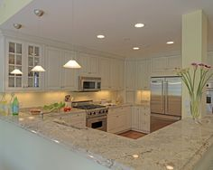 Traditional Kitchen White Cabinets Design, Pictures, Remodel, Decor and Ideas - page 44