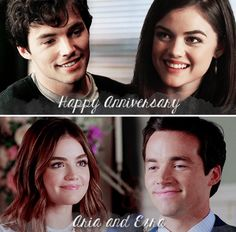 September 1st ♡ 7 years of Ezria - PLL