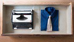 Journalist style. Ready for the next Watergate. #menswear #custom #bespoke #shirt http://www.marchettiatelier.com/