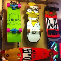 Cruisers, Simpsons, Tech Deck, Index, Skateboards, Php, Skating, Instagram, Santa Cruz