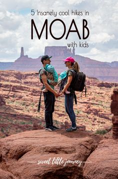 This is our roundup of the coolest places around Moab with (or without! Tips on best nigh sky photography locations. Best Family Vacations, Family Travel, Route 66, Top 10 National Parks, Monument Valley, Baby Hiking, Grand Canyon, Las Vegas, Moab Utah